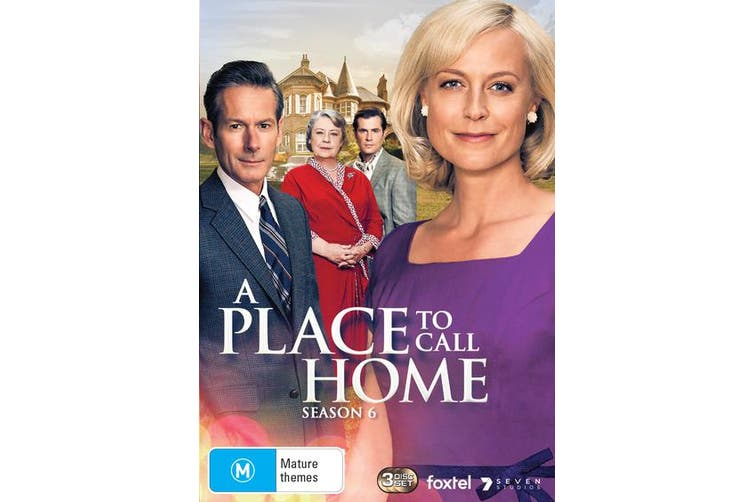 A Place to Call Home Series 6 Box Set DVD Region 4