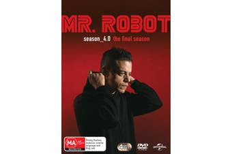 Mr Robot Season40 Box Set DVD Region 4