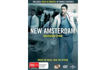New Amsterdam Season 1 DVD Region 4