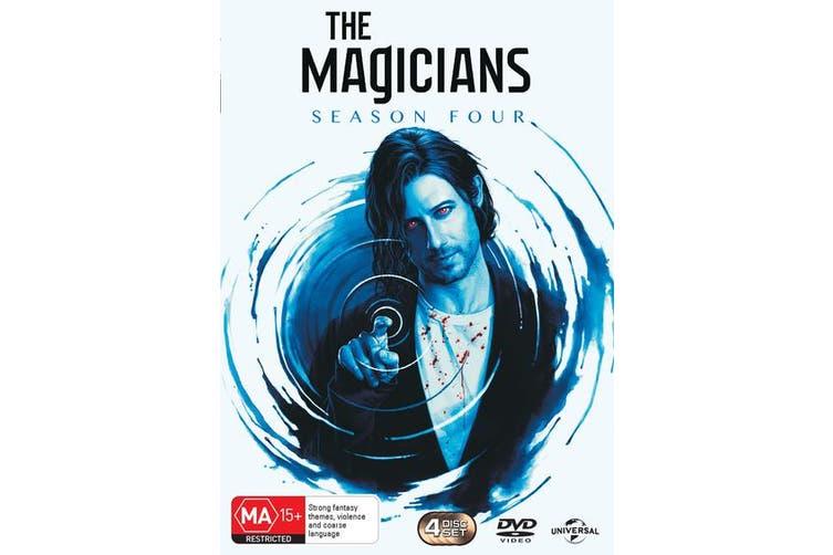 The Magicians Season 4 Box Set DVD Region 4