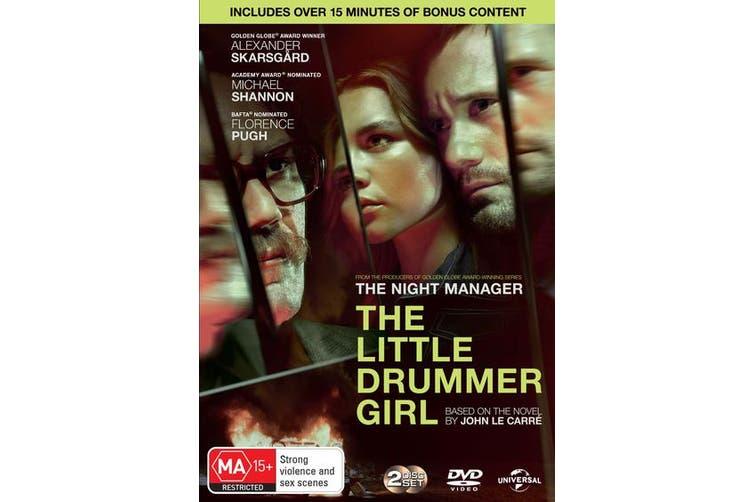 The Little Drummer Girl DVD Region 4