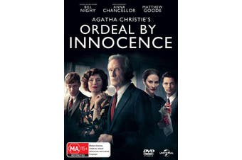 Ordeal By Innocence DVD Region 4