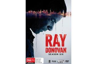 Ray Donovan Season 6 Box Set DVD Region 4