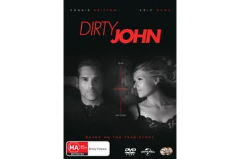 Dirty John DVD Region 4
