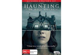 The Haunting of Hill House Season 1 Box Set DVD Region 4
