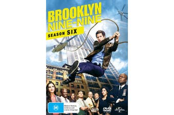 Brooklyn Nine Nine Season 6 Box Set DVD Region 4