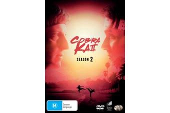 Cobra Kai Season 2 DVD Region 4