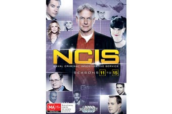 NCIS Seasons 11 15 Box Set DVD Region 4