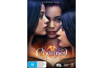 Charmed Season 1 Box Set DVD Region 4