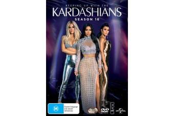 Keeping Up With the Kardashians Season / Series 16 / Sixteen Box Set DVD