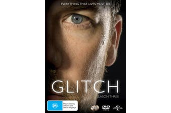 Glitch Season 3 DVD Region 4