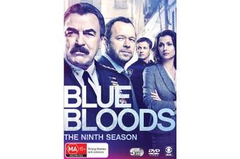 Blue Bloods The Ninth Season Box Set DVD Region 4