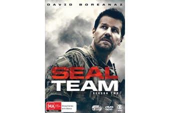 SEAL Team Season 2 Box Set DVD Region 4