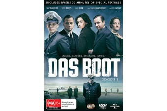 Das Boot Season 1 Box Set DVD Region 4