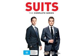 Suits Seasons One Nine Box Set DVD Region 4
