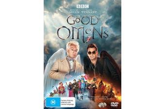 Good Omens DVD Region 4