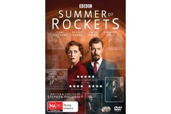 Summer of Rockets DVD Region 4
