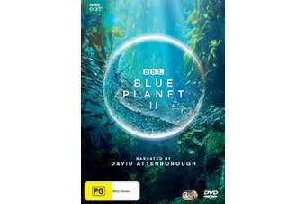 Blue Planet II Box Set DVD Region 4