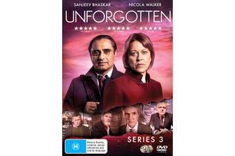 Unforgotten Series 3 DVD Region 4