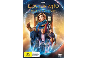 Doctor Who Resolution DVD Region 4