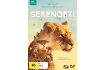 Serengeti DVD Region 4