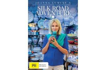 Joanna Lumleys Silk Road Adventure DVD Region 4