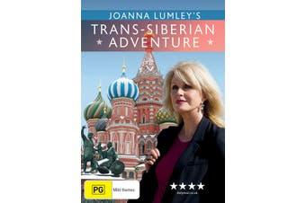 Joanna Lumleys Trans Siberian Adventure DVD Region 4