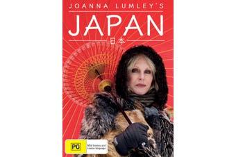 Joanna Lumleys Japan DVD Region 4