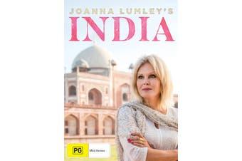 Joanna Lumleys India DVD Region 4
