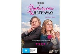 Shakespeare & Hathaway Private Investigators Series 1 Box Set DVD Region 4