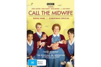 Call the Midwife Series Nine Box Set DVD Region 4