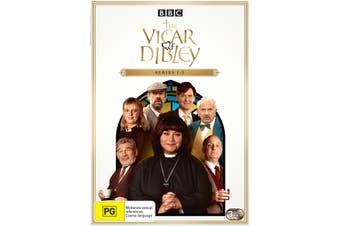 The Vicar of Dibley The Immaculate Collection Box Set DVD Region 4