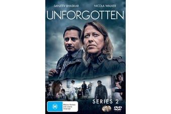 Unforgotten Series 2 DVD Region 4