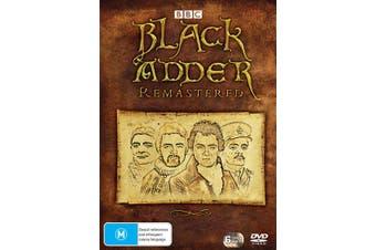 Blackadder The Complete Blackadder Box Set DVD Region 4