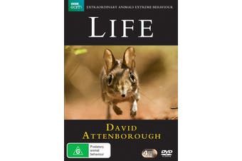 Life Box Set DVD Region 4
