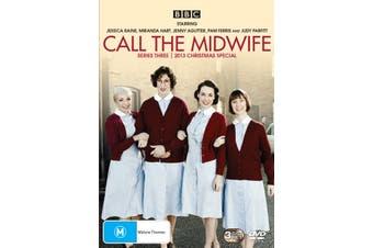 Call the Midwife Series 3 Box Set DVD Region 4
