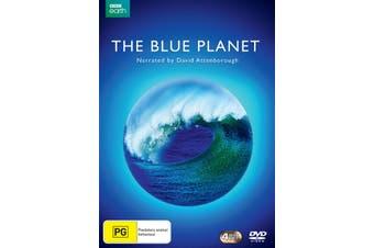 The Blue Planet Box Set DVD Region 4