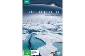 Frozen Planet Box Set DVD Region 4