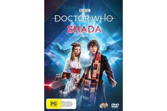 Doctor Who Shada DVD Region 4