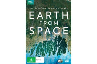 Earth from Space DVD Region 4