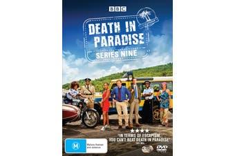 Death in Paradise Series Nine Box Set DVD Region 4