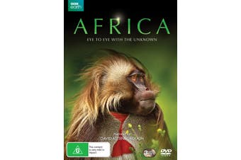 Africa Box Set DVD Region 4