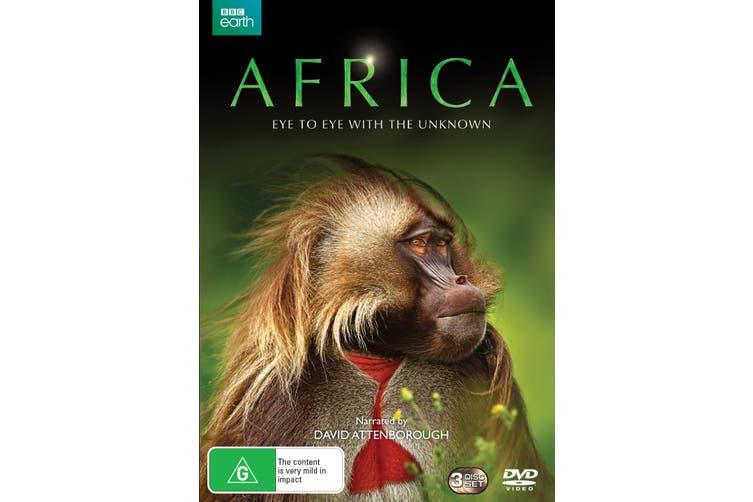 Africa Box Set DVD Region 4