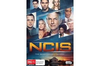 NCIS The Seventeenth Season 17 Box Set DVD Region 4