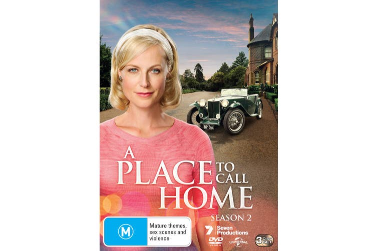 A Place to Call Home Series 2 DVD Region 4