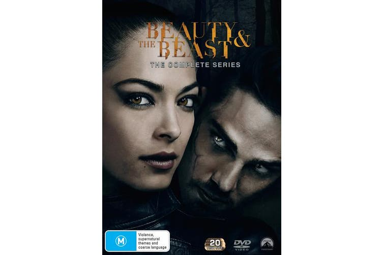 Beauty and the Beast The Complete Series Box Set DVD Region 4