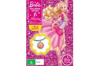 Barbie in the Nutcracker / Barbie in the 12 Dancing Princesses DVD Region 4