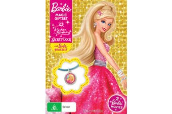 Barbie in a Fashion Fairytale / Barbie and the Secret Door DVD Region 4