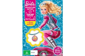 Barbie Star Light Adventure / Barbie and the Three Musketeers DVD Region 4