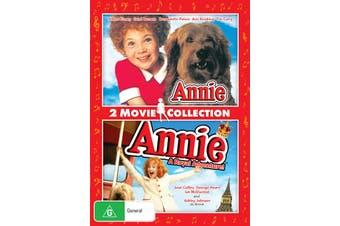 Annie / Annie A Royal Adventure DVD Region 4